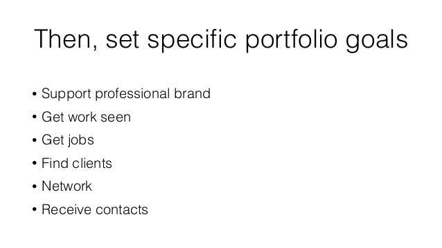 great ux portfolios