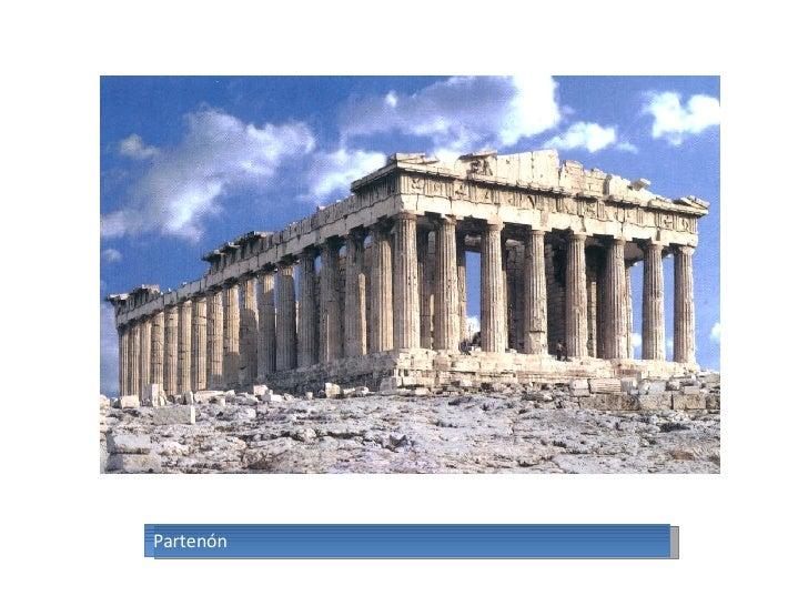 Grecia su arquitectura for Arquitectura de grecia