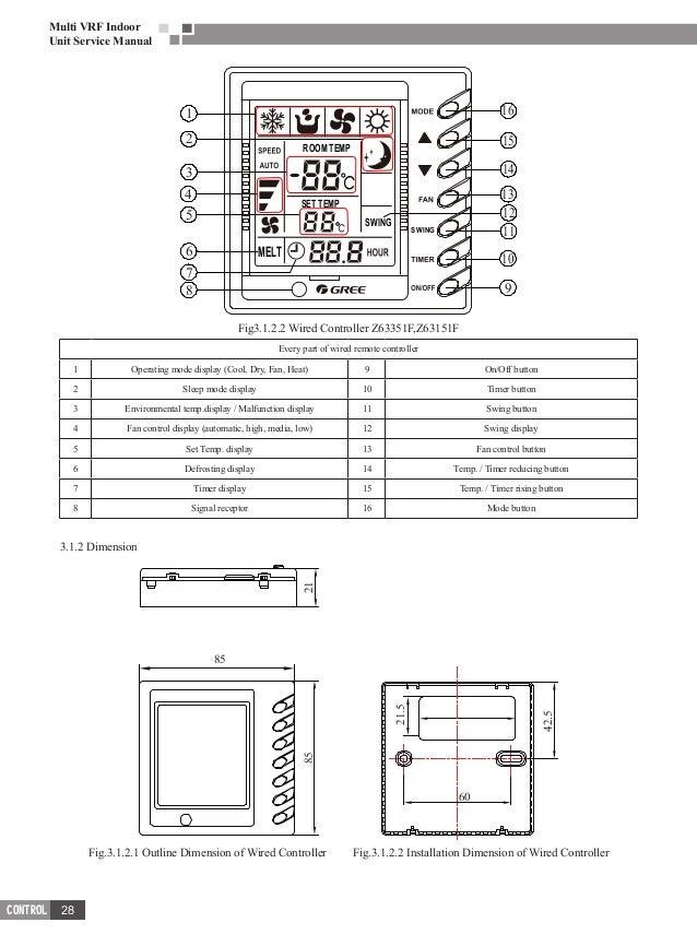Gree Ac Wiring Diagram