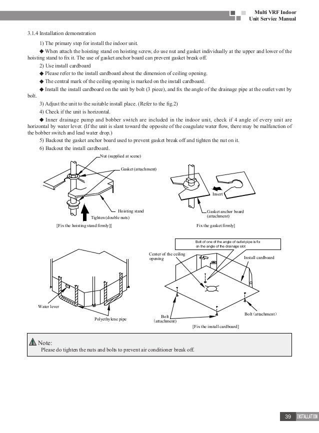 Service Manual Website gree Air Conditioning