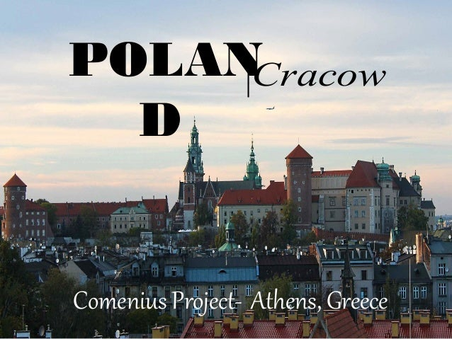 POLAN D Cracow Comenius Project- Athens, Greece