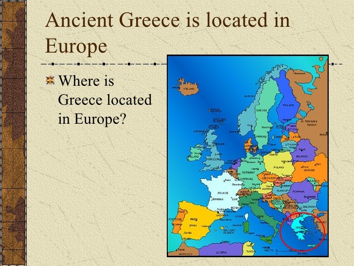 U003c Ancient Greece Is Located In Europe U003culu003eu003cliu003eWhere Is Greece ...