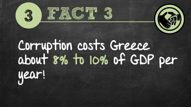 """4 FACT 4 Self-employed Greeks are """"paying over 100% of their reported income flows to debt servicing on consumer debts."""""""