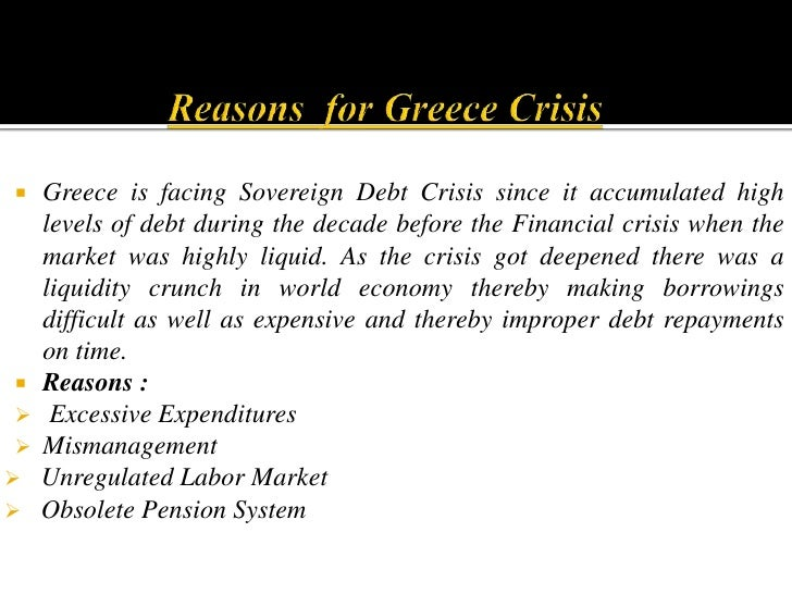 essays on greek financial crisis Panoeconomicus, 2010, 4, pp 391-404 original scientific paper the greek crisis: causes and in the aftermath of the 2007-2009 financial crisis the.