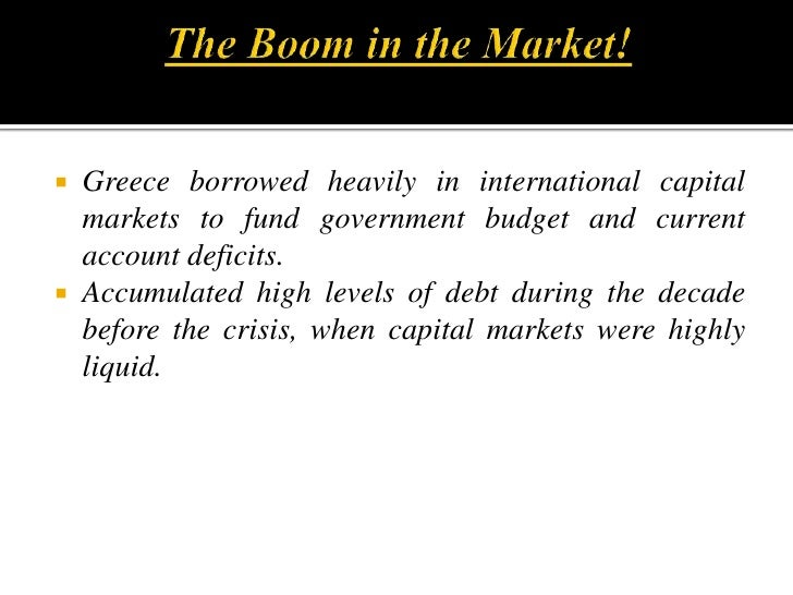 the effects of the us debt crisis on the overall economy of the country Us economy us politics debt sale is latest sign of recovery for eurozone country dijsselbloem and the lessons of the debt crisis outgoing.