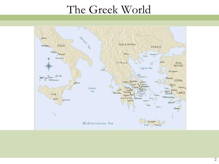 The Greek World 2