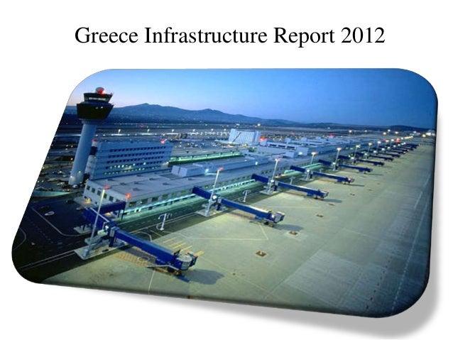 Greece Infrastructure Report 2012