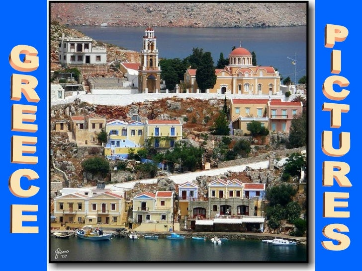 GREECE PICTURES