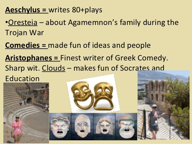 A Comparison of a Tragic Hero from Euripides's Medea and Aeschylus's Agamemnon