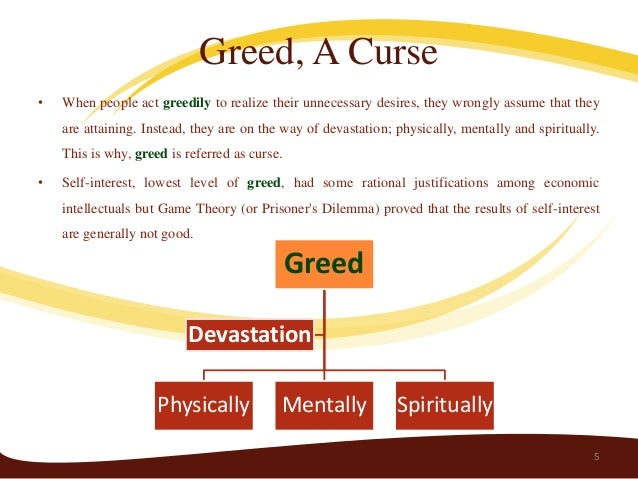 Greed is a Curse 500 Words Story for 1st Year