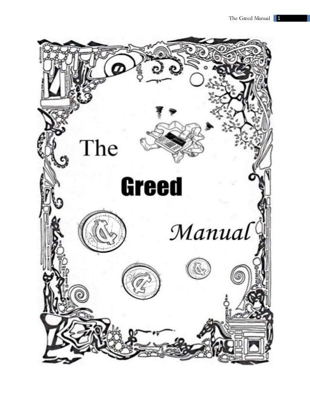 1The Greed Manual