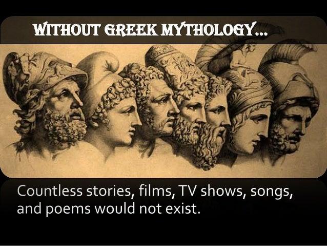 Greek Mythology's Influence Slide 3