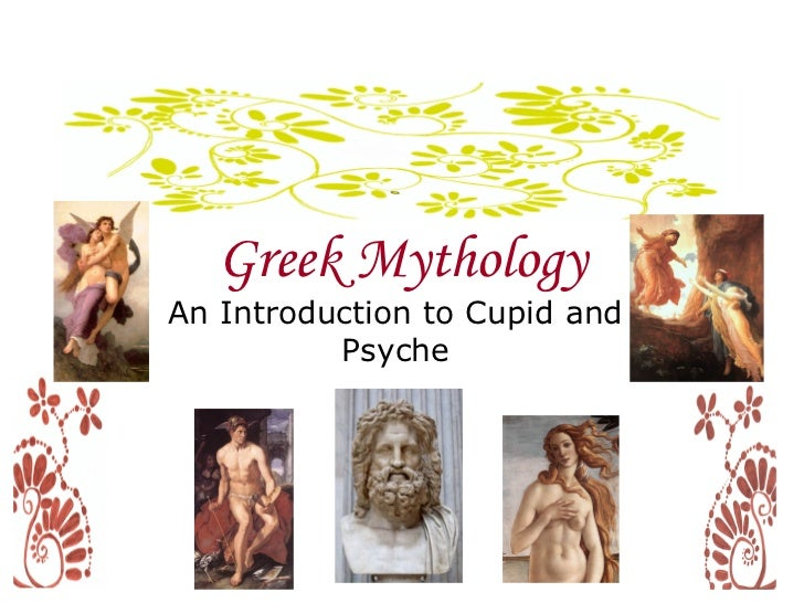 greek mythology and gods essay