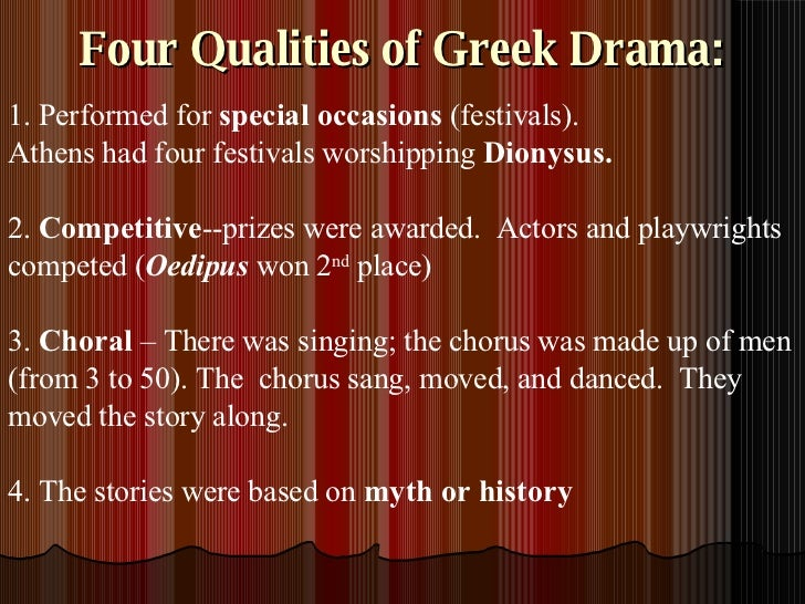 A history of the actors and chorus in the ancient greek theatre