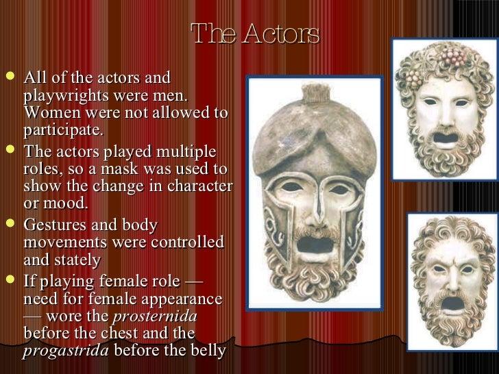 greek theatre facts