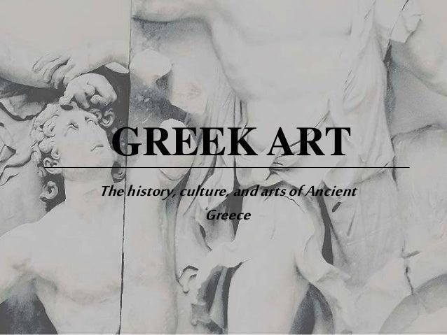 Ancient greek art ppt greek art thehistorycultureandartsofancient greece toneelgroepblik Images
