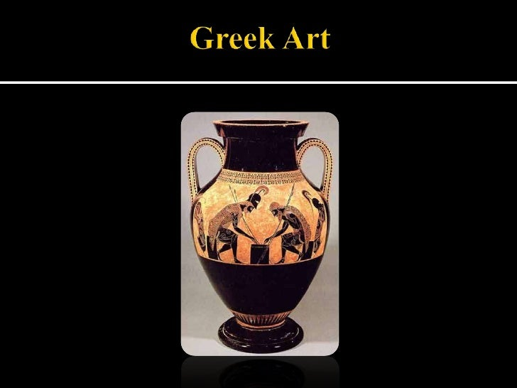Greek Art<br />