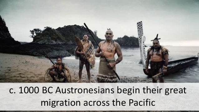 austronesian migration essay The evidence from genetics the structure of austronesian migration in oceania the austronesians in austronesian studies: papers from the second.