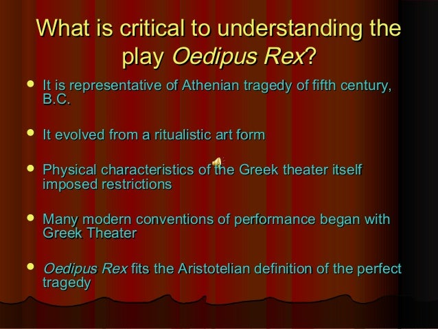describing the personality and character traits of oedipus in the play oedipus the king Prince hamlet is a university student who enjoys contemplating difficult philosophical questions when his father, king of denmark, dies, he returns home to find evidence of foul play in his father's death.