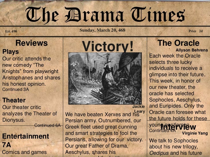 The Drama Times     Sunday, March 20, 468 Est. 490                                                                        ...