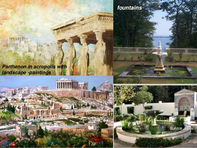 Ancient Greek to Modern Architecture with Greek Influence