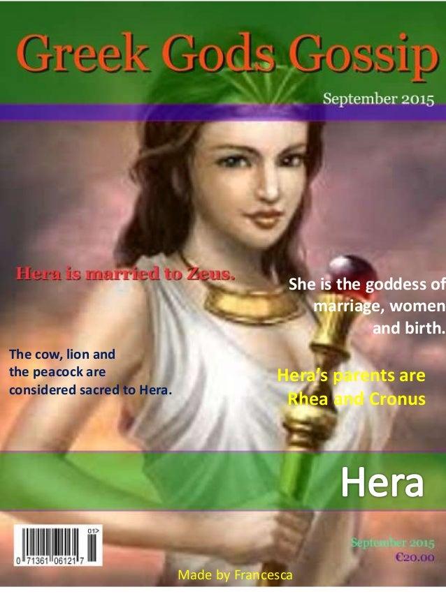 Greek God Gossip Magazines Slide 3