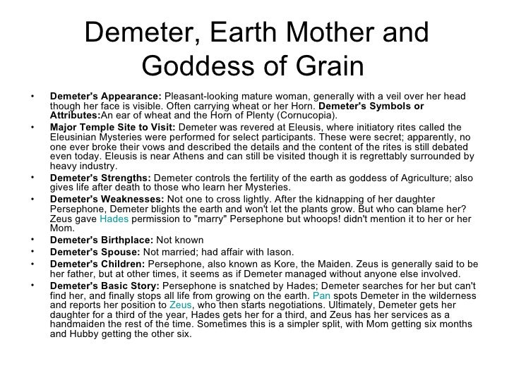 Greek Gods And Goddesses By Imani