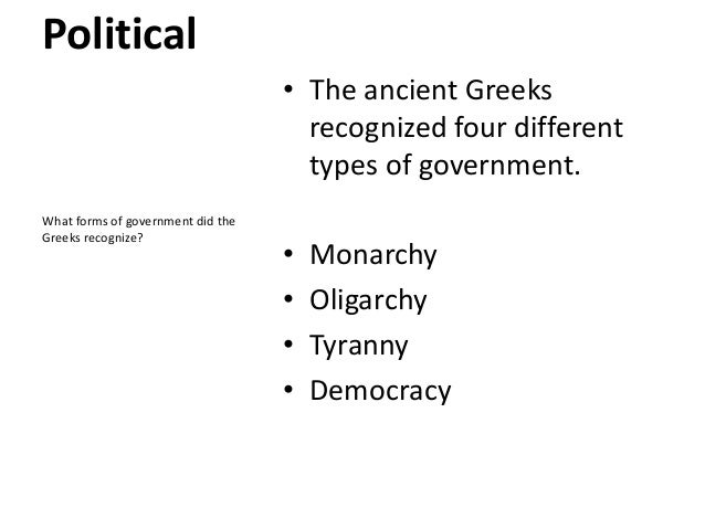 "greek and roman political systems essays In his 1819 essay ""the liberty of the ancients compared with that of the   benjamin constant argued that the ancient greco-roman conception of liberty  was  what was the athenian political system, and how favorable or."