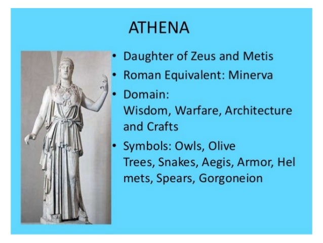 12 Gods And Goddesses Of Olympus