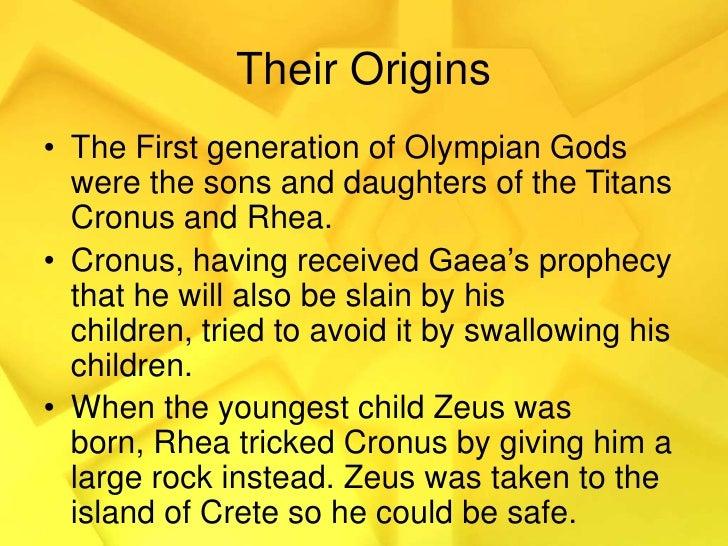 original myth essay