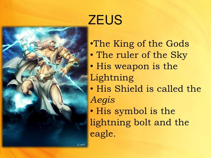 YOUR GUIDE TO THE GODS
