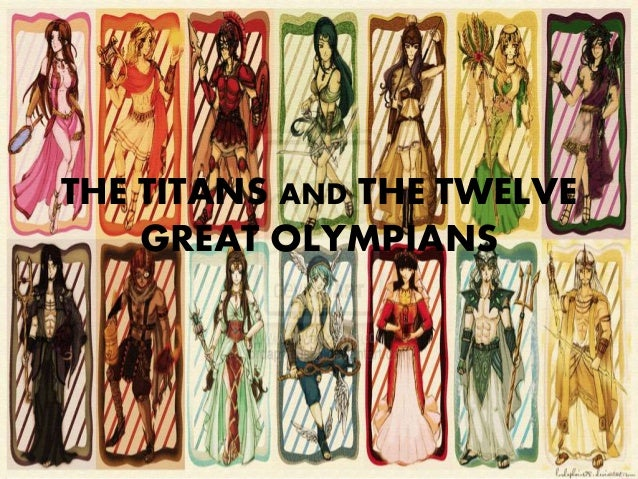 Greek Mythology: Gods and Goddesses (Edith Hamilton)
