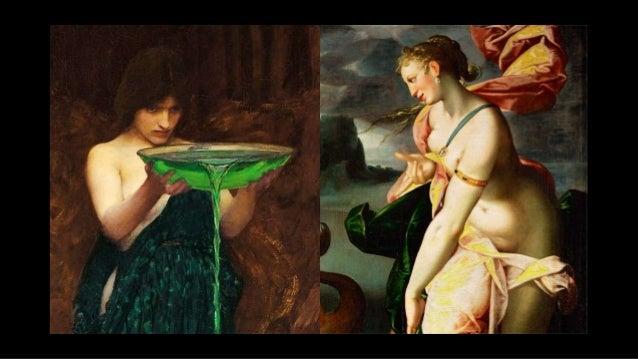Greek Mythology's dangerous women