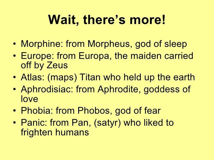 Quotes About Greek Mythology: Greek Mythology In Modern Language