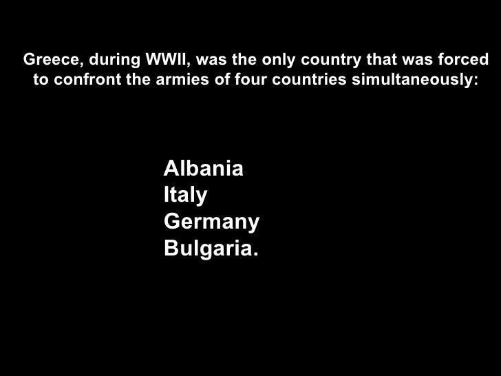 Ww2 Quotes Mesmerizing Greeks In World War II