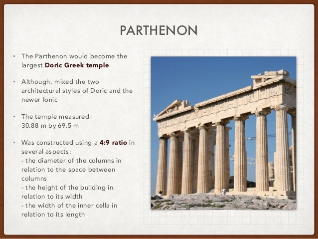 History Greek Sacred Architecture 1 0
