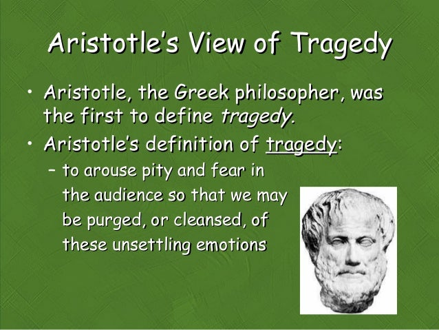 antigone fear and pity The tragic hero in antigone  moreover, aristotle argues that the end goal of a tragedy is to entice pity and fear through a catharsis, which comes from watching .