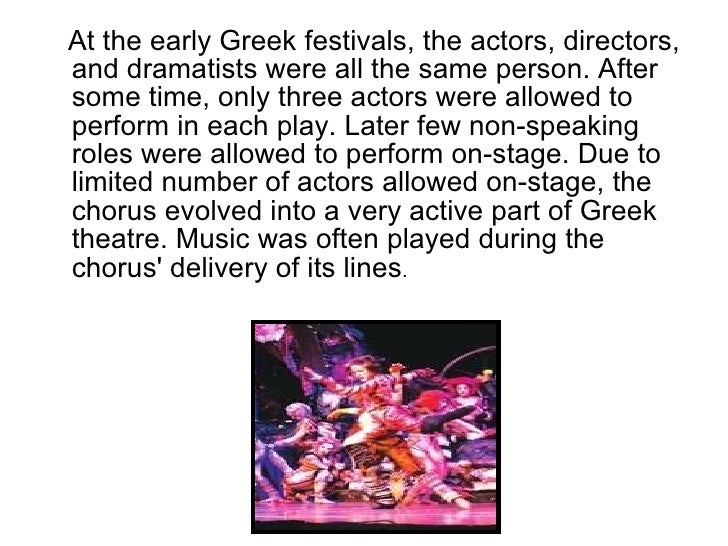the role of the greek chorus The function of the tragic greek chorus created date: 20160811013755z .