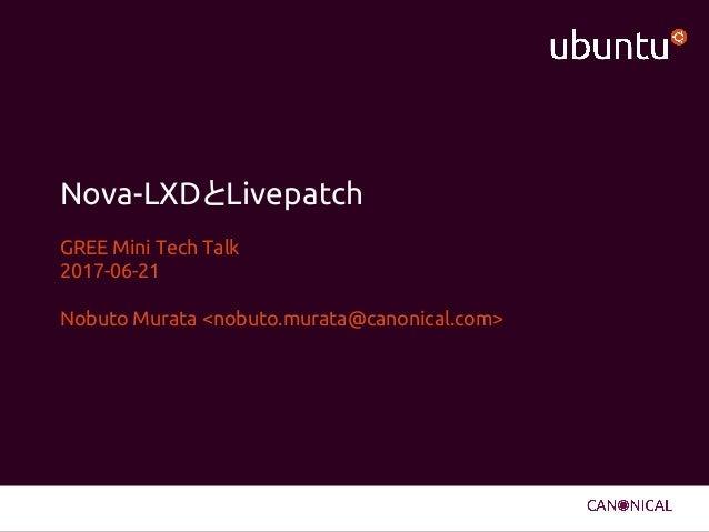 ubuntu live patch