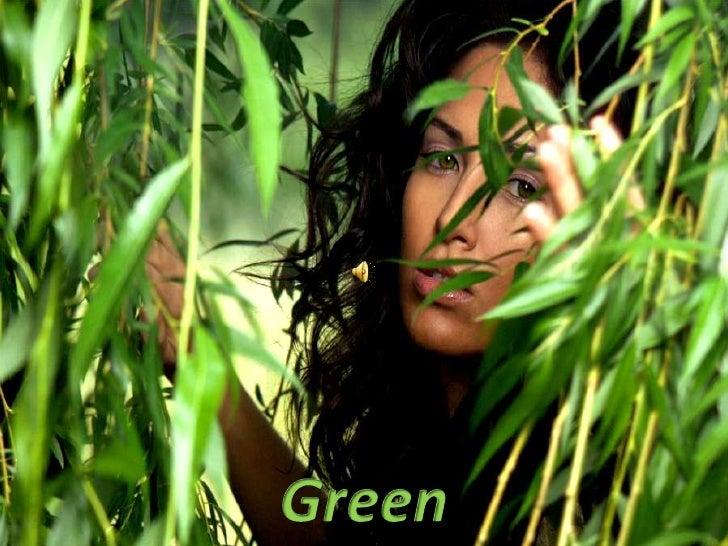 Green<br />