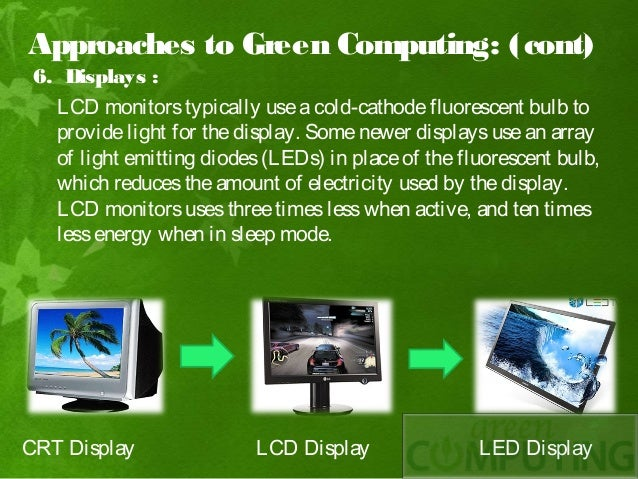 The Importance Of Green Computing IT Essay