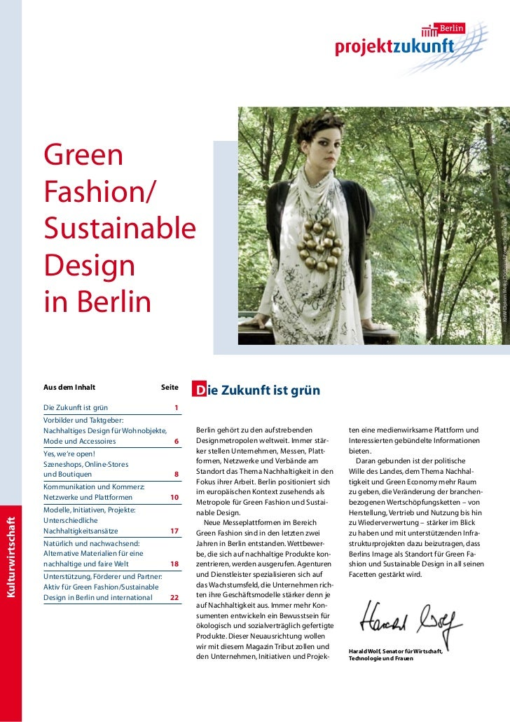 Green                   Fashion/                   Sustainable                                                            ...