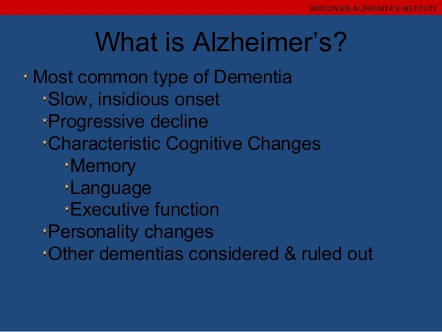 describe the types of dementia essay More detailed diagnostic criteria for various forms of dementia are set out in:  american psychiatric  the term is used to describe a collection of signs.