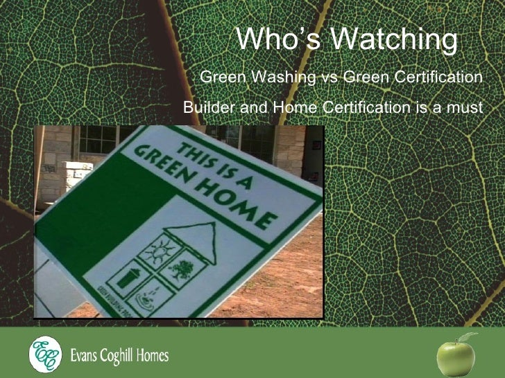 ... NAHB Green Building, LEED, Others; 27.