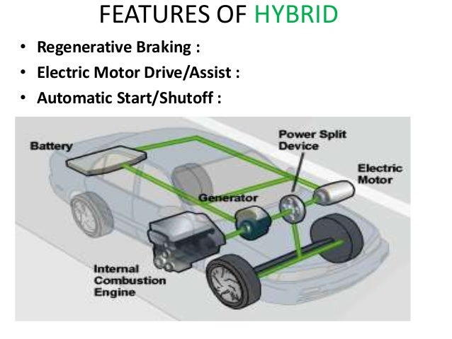 how do hybrid cars work pdf