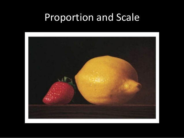 Green 2d 07 scale and proportion - Scale and proportion in art ...