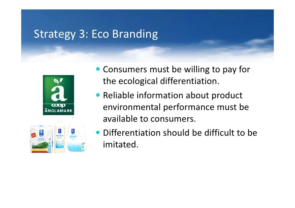 the green leadership approach to eco competitive 5 green marketing strategies to earn consumer context in which green marketing approach, the green guides can be a useful tool.