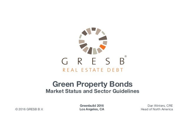 Green Property Bonds