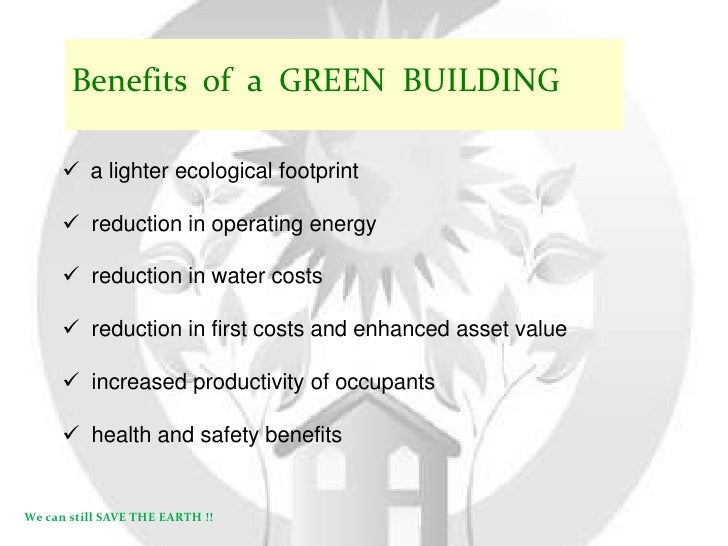 7. ENVIRONMENTAL BENEFITS ...