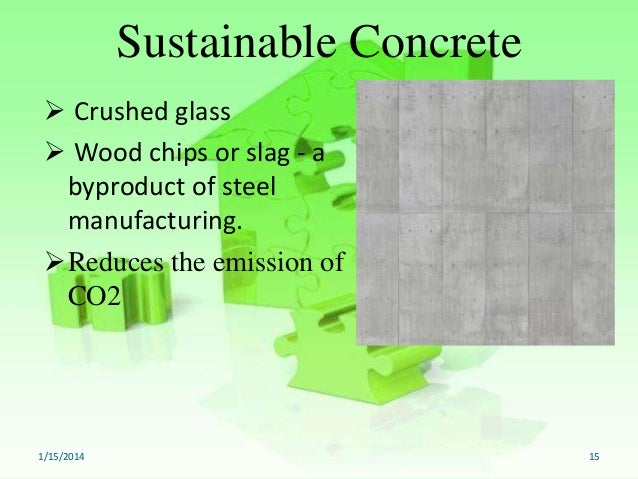 Sustainable Material For Construction Green Building Materials